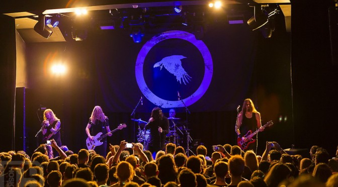 Katatonia at Manning Bar, Sydney - 8 December 2016 Photographer: Ben Hosking