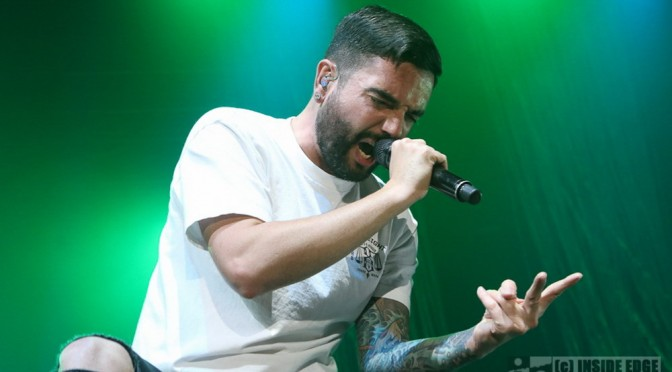 Photo Gallery : A Day To Remember at Adelaide Entertainment Centre – 13 December 2016