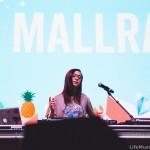 Mallrat at Falls Festival, Lorne 2016 - Day 1 (28 December 2016) Photographer: Ruby Boland