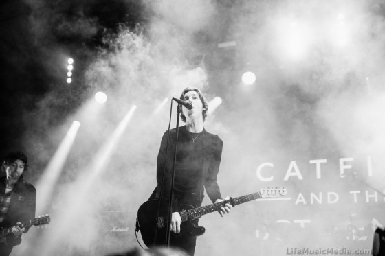 Catfish and The Bottlemen at Falls Festival, Lorne 2016 - Day 4 (31 December 2016) Photographer: Ruby Boland