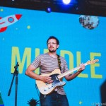 Middle Kids at Falls Festival, Lorne 2016 - Day 3 (30 December 2016)