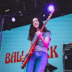 Ball Park Music at Falls Festival, Lorne 2016 - Day 3 (30 December 2016)