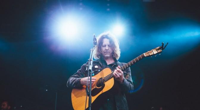 Bernard Fanning at Falls Festival, Lorne 2016 - Day 3 (30 December 2016) Photographer: Ruby Boland