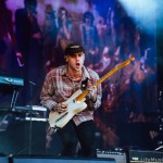 Jamie T at Falls Festival, Lorne 2016 - Day 4 (31 December 2016)