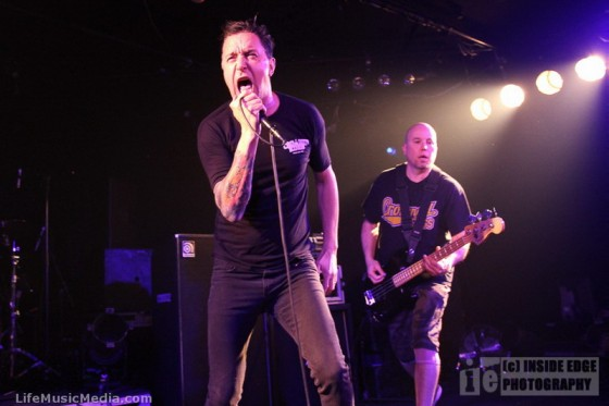 Sick Of It All at Prince Bandroom, Melbourne - 24 January 2017 Photographer: Peter Coates
