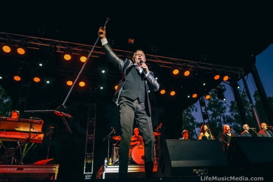 John Farnham at A Day On The Green, Mitchelton Wines, Nagambie - 18 February 2017 Photographer: David Jackson
