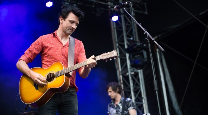 Live Review : Paul Dempsey at Melbourne Zoo Twilights with Melody Pool – 17 February 2017