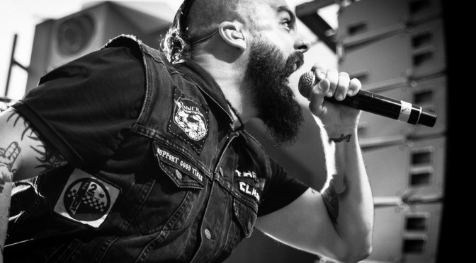 Photo Gallery : Killswitch Engage at Eatons Hill Hotel, Brisbane – 4 March 2017