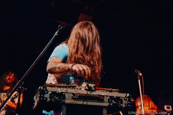 The Bennies at Waves - Towradgi Beach Hotel, Wollongong - 9 March 2017 Photographer: Ruby Boland