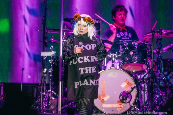 Blondie at A Day on the Green - Rochford Wines Yarra Valley - 8 April 2017 Photographer: David Jackson