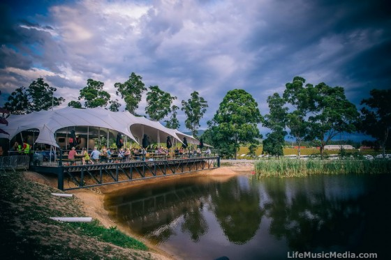 A Day on the Green - Rochford Wines Yarra Valley - 8 April 2017 Photographer: David Jackson
