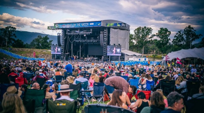Live Review : Cyndi Lauper + Blondie at A Day on the Green – Rochford Wines Yarra Valley – 8 April 2017