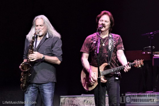 The Doobie Brothers at Qudos Bank Arena, Sydney - 13 April 2017 Photographer: Peter Coates