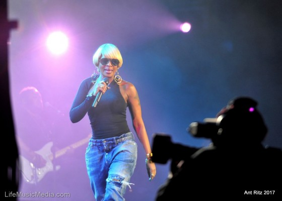 Mary J. Blige at Bluesfest Byron Bay 2017 Photographer: Ant Ritz