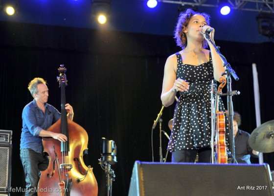 Rhiannon Giddens at Bluesfest Byron Bay 2017 Photographer: Ant Ritz