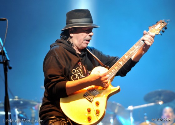 Santana at Bluesfest Byron Bay 2017 Photographer: Ant Ritz