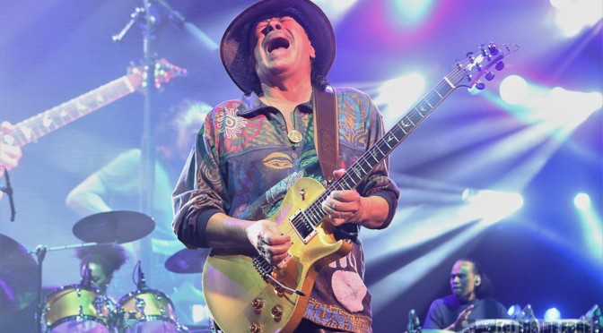 Photo Gallery : Santana + The Doobie Brothers at Qudos Bank Arena, Sydney – 13 April 2017