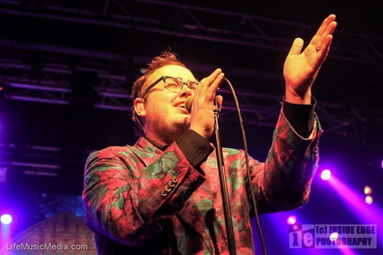St. Paul and The Broken Bones at 170 Russell, Melbourne - 20 April 2017 Photographer: Peter Coates