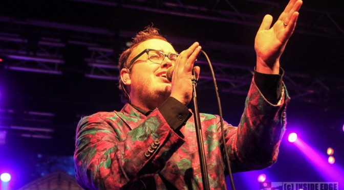 Photo Gallery : St. Paul and The Broken Bones at 170 Russell, Melbourne – 20 April 2017