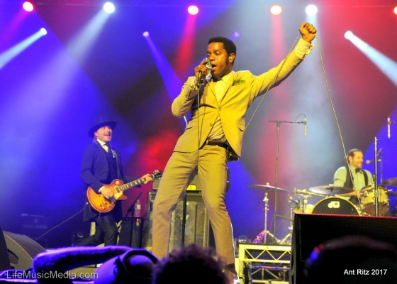 Vintage Trouble at Bluesfest Byron Bay 2017 Photographer: Ant Ritz