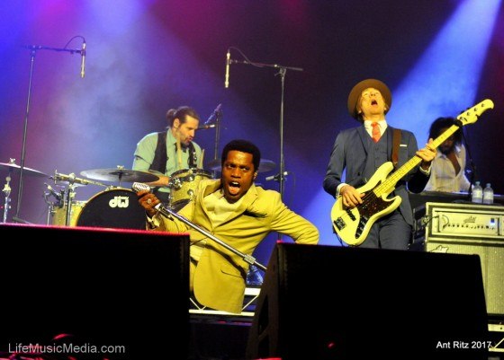 Vintage Trouble Sat 15th April 2017 (1)