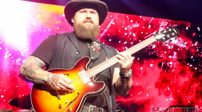 Photo Gallery : Zac Brown Band + Pierce Brothers at Margaret Court Arena, Melbourne – 19 April 2017