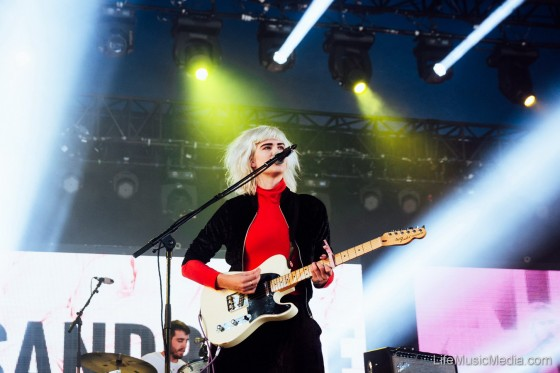 Bec Sandridge at Groovin The Moo – Canberra 2017 Photographer: Ruby Boland