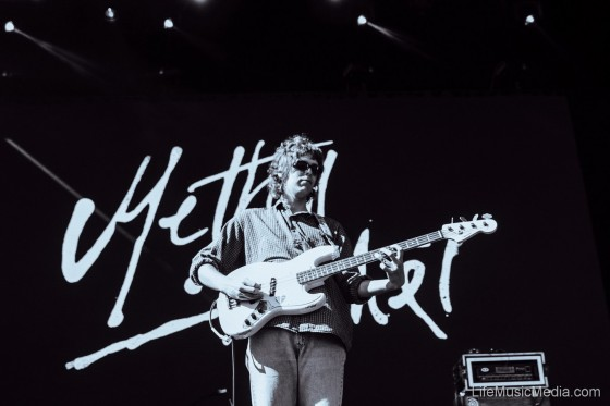 Methyl Ethel at Groovin The Moo – Canberra 2017 Photographer: Ruby Boland