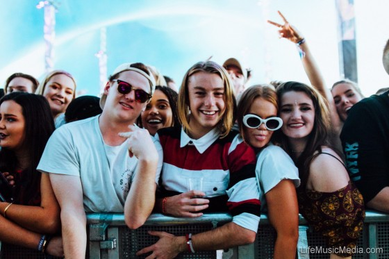 Socials at Groovin The Moo – Canberra 2017 Photographer: Ruby Boland