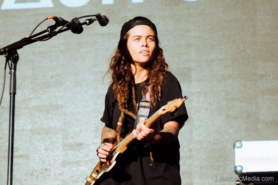Tash Sultana at Groovin The Moo – Canberra 2017 Photographer: Ruby Boland