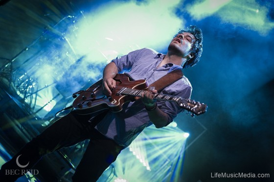 Milky Chance at Brisbane Riverstage - 1 May 2017 Photographer: Rebecca Reid