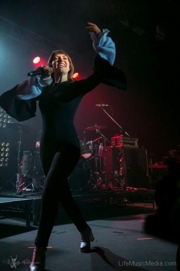 Killing Heidi at Metro Theatre, Sydney - 08 June 2017 Photographer: Wendy Robinson