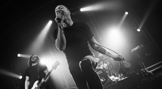 Photo Gallery : Touché Amoré at The Triffid, Brisbane on 5 July 2017 (+ Turnover and Endless Heights)