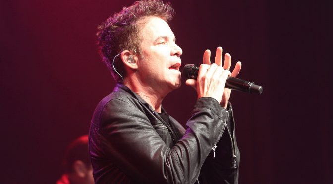 Live Review + Photos : TRAIN at The Tivoli, Brisbane – 31 July 2017 (support J.R. Reyne)
