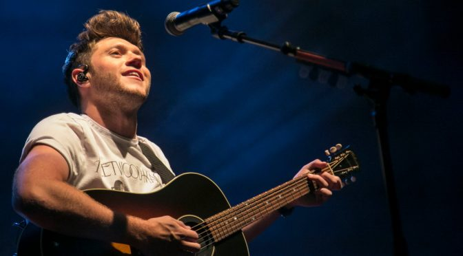 Photo Gallery : Niall Horan at Enmore Theatre, Sydney – 10 September 2017