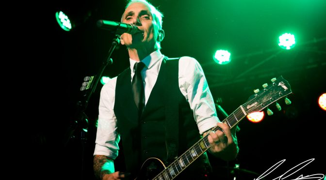 Photo Gallery : Everclear 'So Much for the Afterglow' at Croxton Band Room, Melbourne – 5 October 2017