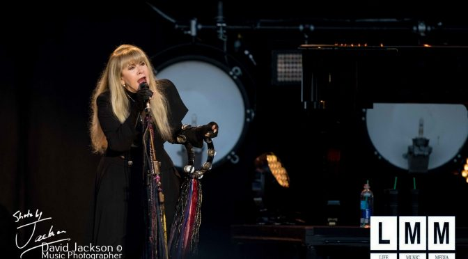 Live Review : Stevie Nicks '24 Karat Gold Tour' with Pretenders (Chrissie Hynde) at Rochford Wines Yarra Valley Victoria – 18 November 2017