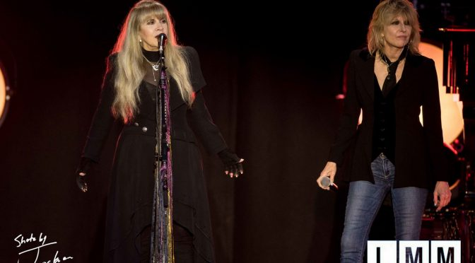 Photo Gallery : Stevie Nicks + Pretenders (Chrissie Hynde) at Rochford Wines Yarra Valley Victoria – 18 November 2017