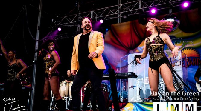 Live Review : KC and the Sunshine Band at Rochford Wines | Yarra Valley | 10 December 2017