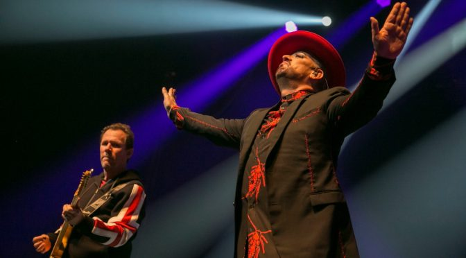 Photo Gallery : Culture Club at ICC, Sydney – 1 December 2017 (with Tom Bailey, Eurogliders, Hoseah Partsch)