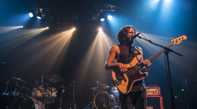 Photo Gallery : Chelsea Rockwells at The Tivoli, Brisbane – 18 January 2018