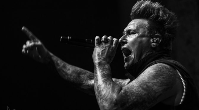 Photo Gallery : Papa Roach at The Tivoli, Brisbane – 18 January 2018