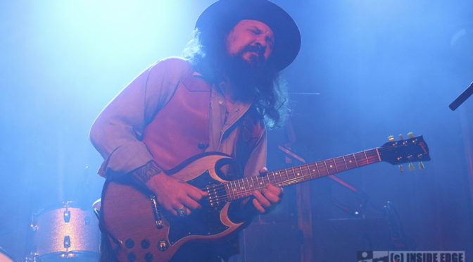 Photo Gallery : Thomas Wynn & The Believers at Cambridge Junction, UK – 21 February 2018