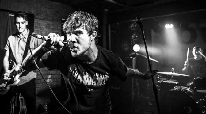 Photo Gallery : Young Lions at Crowbar, Brisbane – 10 March 2018
