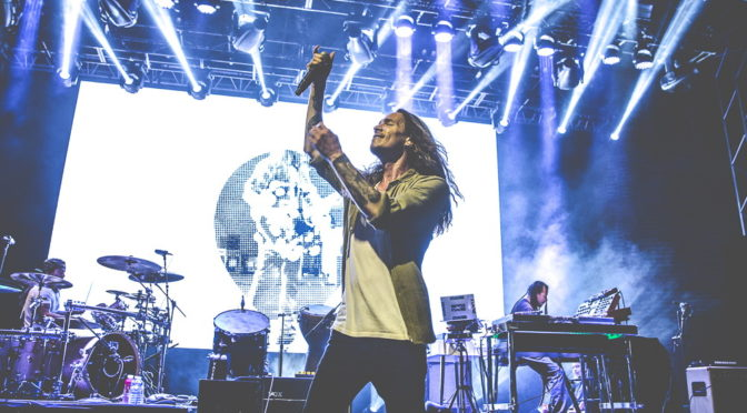 Photo Gallery : Incubus at Riverstage Brisbane – 12 March 2018