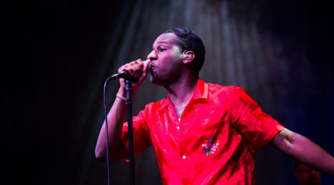 Photo Gallery : Leon Bridges at The Forum, Melbourne – 25 March 2018