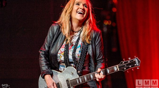 Photo Gallery : Melissa Etheridge at Margaret Court Arena, Melbourne – 6 April 2018