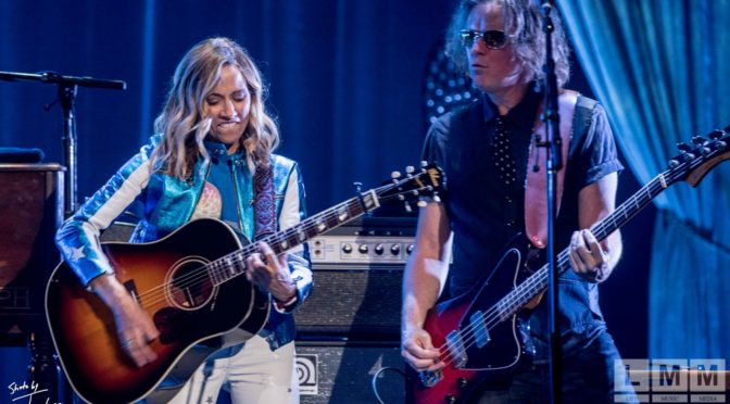 Live Review : Sheryl Crow + Melissa Etheridge at Margaret Court Arena, Melbourne – 6 April 2018
