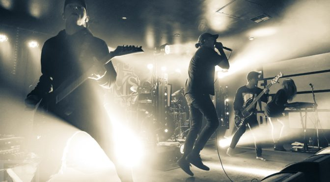 Photo Gallery : Make Them Suffer + Silent Planet + Oceans Ate Alaska + Thornhill at Cambridge Hotel, Newcastle – 15 August 2018