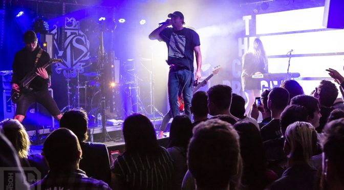 Live Review : Make Them Suffer + Silent Planet + Oceans Ate Alaska + Thornhill at Cambridge Hotel, Newcastle – Wed, August 15, 2018
